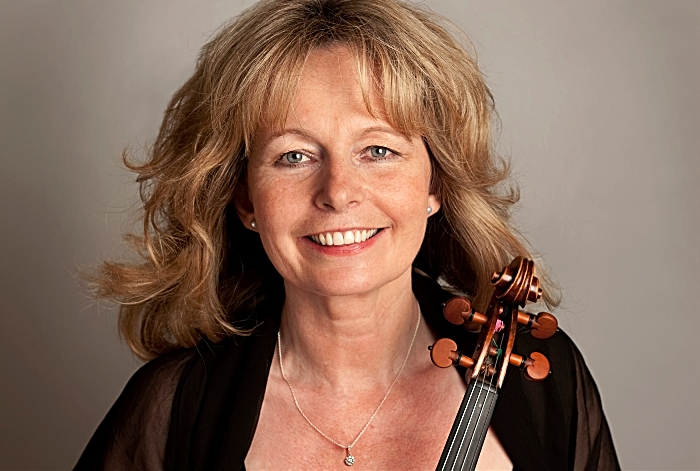 Rosemary Furniss - violinist