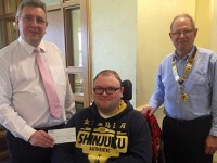 Rotary Club of Nantwich donates £1,200 to local causes