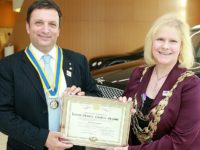 New Rotary group at Bentley in Cheshire is world first