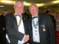 Rotary Club of Nantwich celebrates 81st anniversary
