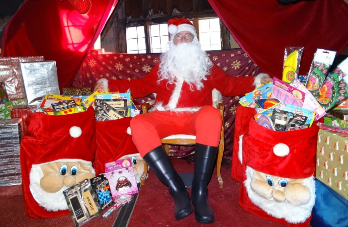 Rotary Club of Nantwich - Santas Grotto (1)