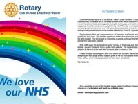 Crewe and Nantwich Weaver Rotary produce pandemic e-booklet