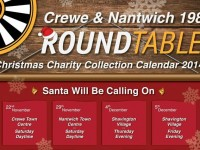 Round Table Santa's Float set for busy Nantwich schedule
