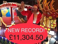 Crewe & Nantwich Round Table break record with Santa's Float collection