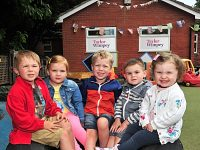Shavington nursery Roundabouts to get garden revamp from homebuilder grant