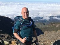Man from Crewe climbs Mount Kilimanjaro in aid of Macmillan