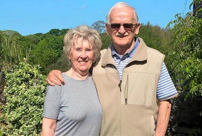 Roy and Beryl Hilton