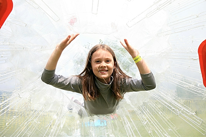 Ruby Potts-Bruder 9 yrs zorbing (1)