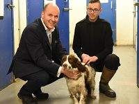 Cheshire Police Crime Commissioner appeals for dog-loving volunteers