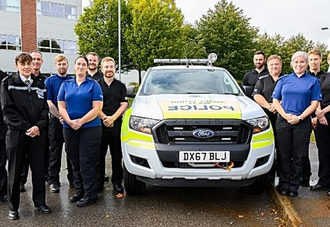 Cheshire's new rural crime unit probes 170 crimes in three months