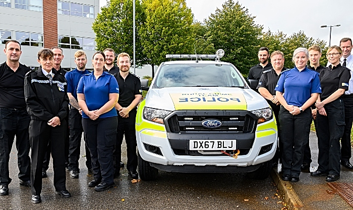 Rural Crime Team Cheshire Police