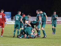 Ryan Brooke wonder strike earns Nantwich Town win over Rushall