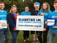 Nantwich students launch year-long fundraiser for Diabetes UK