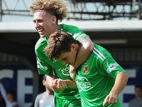 Nantwich Town beat Grantham in FA Cup 1st qualifying round