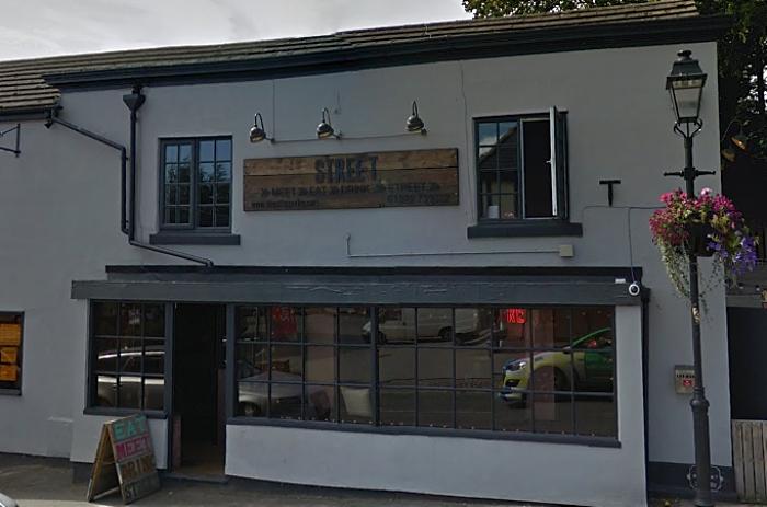 STREET restaurant in Tarporley