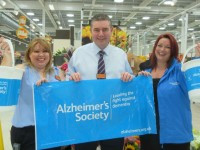 Sainsbury's Nantwich picks Alzheimer's Society as charity of year