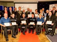 Nantwich heroes honoured at Mayor's Salt of the Earth awards