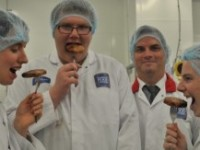 Food students in Nantwich scoop medal for tasty burger entry