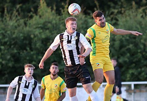 Nantwich Town beaten 2-0 in pre-season match at Alsager Town