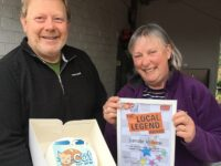 "Wistaston artist named ""Local Legend"" award winner"