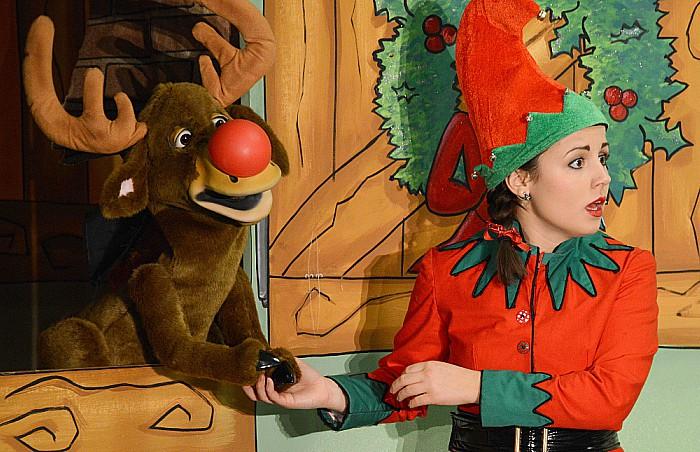 Santa's Mixed-up Martian - nantwich civic hall