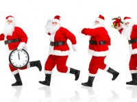 Nantwich Santa Dash to raise money for Hope House Hospice