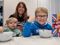 Nantwich mum wins backing for national Be Kind Awards