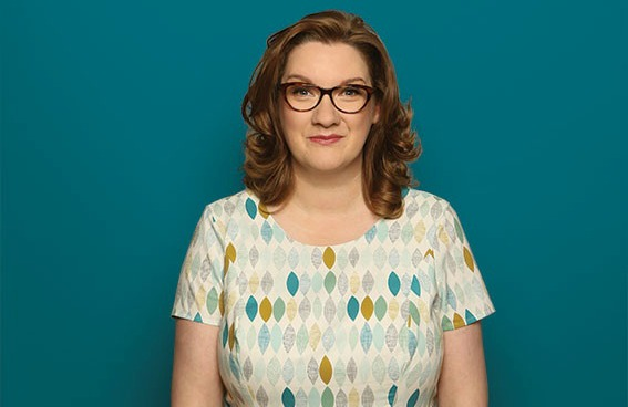Sarah Millican - Outsider - Tour Image (2)