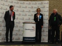 Cheshire East elections: Sarah Pochin wins Willaston and Rope seat