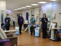 """Charity-funded """"scalp coolers"""" help South Cheshire cancer patients"""