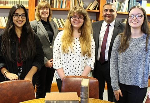 Cheshire College – South & West students in University of Oxford awards