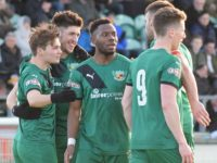 Sean Cooke hat-trick earns Nantwich Town 4-1 win over Marine