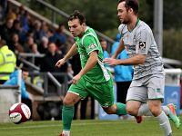 Nantwich Town earn FA Cup replay after 3-3 draw with Blyth Spartans