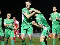 Nantwich Town continue fine form with 2-1 win over Hednesford Town
