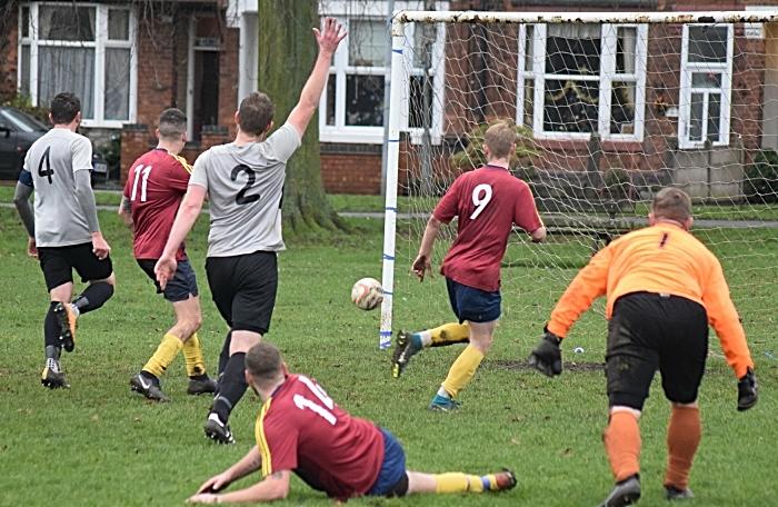Second Talbot goal v Salvador and equaliser from No.9 Brandon Broadhurst (1)