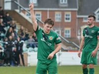Nantwich Town move second after 3-0 win at home to Coalville