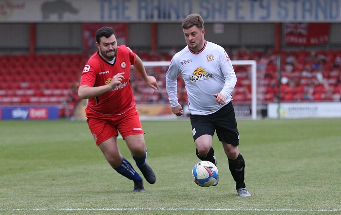 Second-half - Alex Away Shirts on the attack (1)