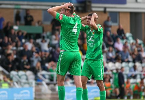 Nantwich Town slump to another home defeat against Basford