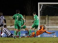 Nantwich Town beaten in FA Trophy at home by Coalville