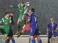 Nantwich Town knocked out of Integro Cup on penalties by Chasetown