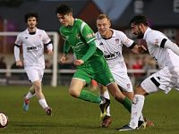 Striker Joe Malkin signs new deal with Nantwich Town
