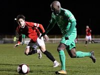 Nantwich Town promotion push dented in home defeat by FC United