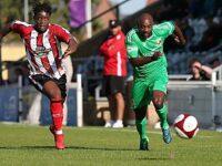 Nantwich Town in narrow defeat to Altrincham in final pre-season game