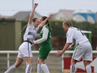 Nantwich Town Ladies close to promotion in inaugural season