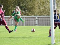 Nantwich Town Ladies FC first team return to action as lockdown eases