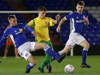 Nantwich Town U18s beaten by Oldham in FA Youth Cup