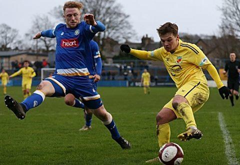 Nantwich Town battle to goalless draw away at Lancaster City