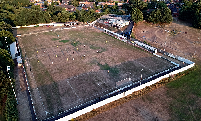 Alsager Town Wood Park Stadium