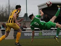Nantwich Town snatch late leveller in 1-1 draw with promotion rivals Scarborough