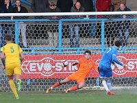 Nantwich Town tumble out of FA Trophy away at Stalybridge